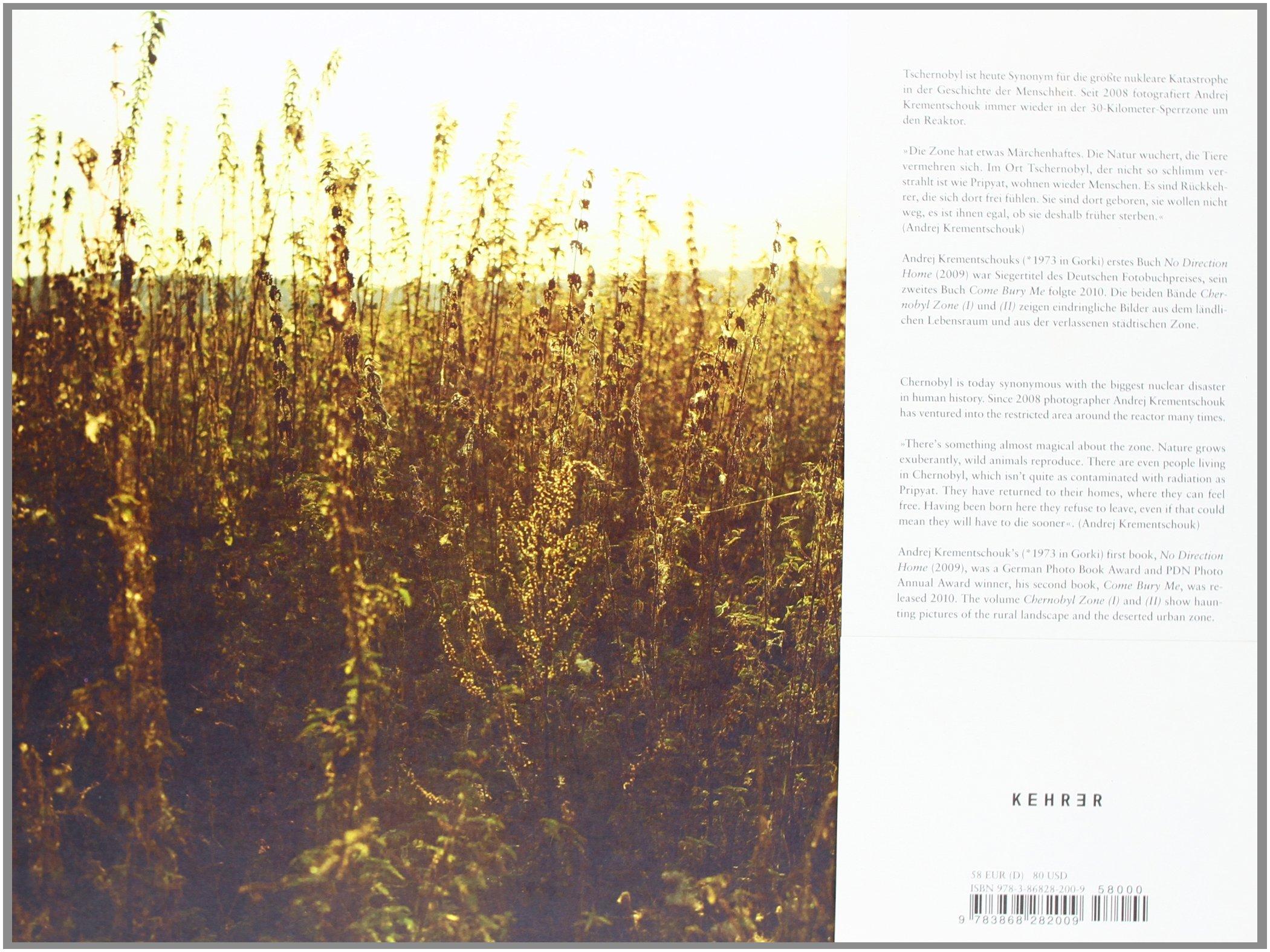 Chernobyl Zone I Amazonde Andrej Krementschouk Bücher