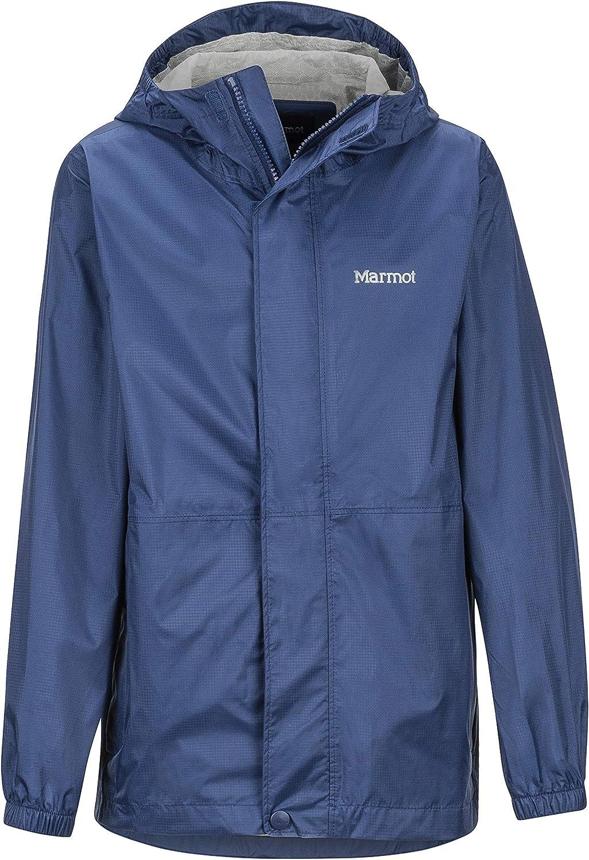 : Marmot Kids Boy's PreCip¿ Eco Jacket (Little