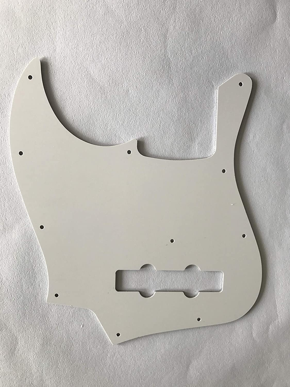 For Fender Geddy Lee Jazz Bass Guitar Pickguard Scratch Plate 3 Ply Mint Green