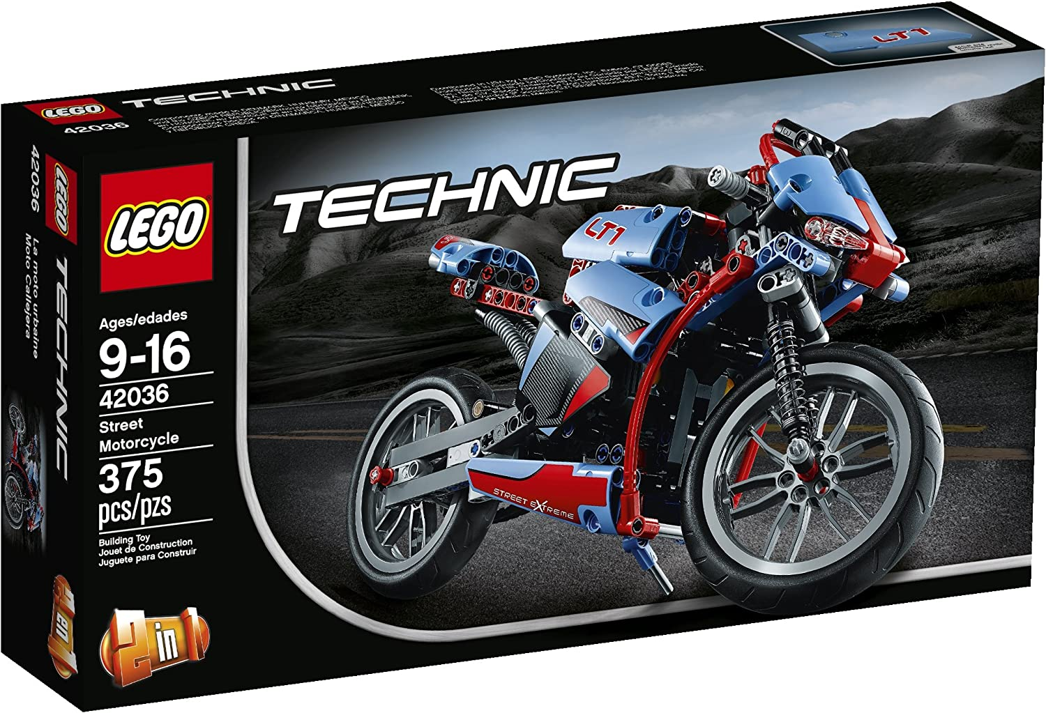 Top 7 Best LEGO Motorcycle Sets Reviews in 2020 1