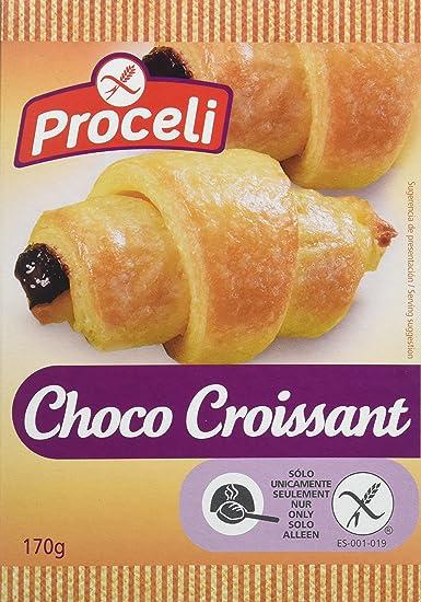 Proceli, Dulce de chocolate (Croissant) - 8 de 168 gr. (Total