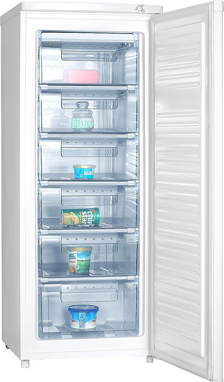 Congelador vertical de 6 cajones - Schaub Lorenz - iscv210h, Clase ...