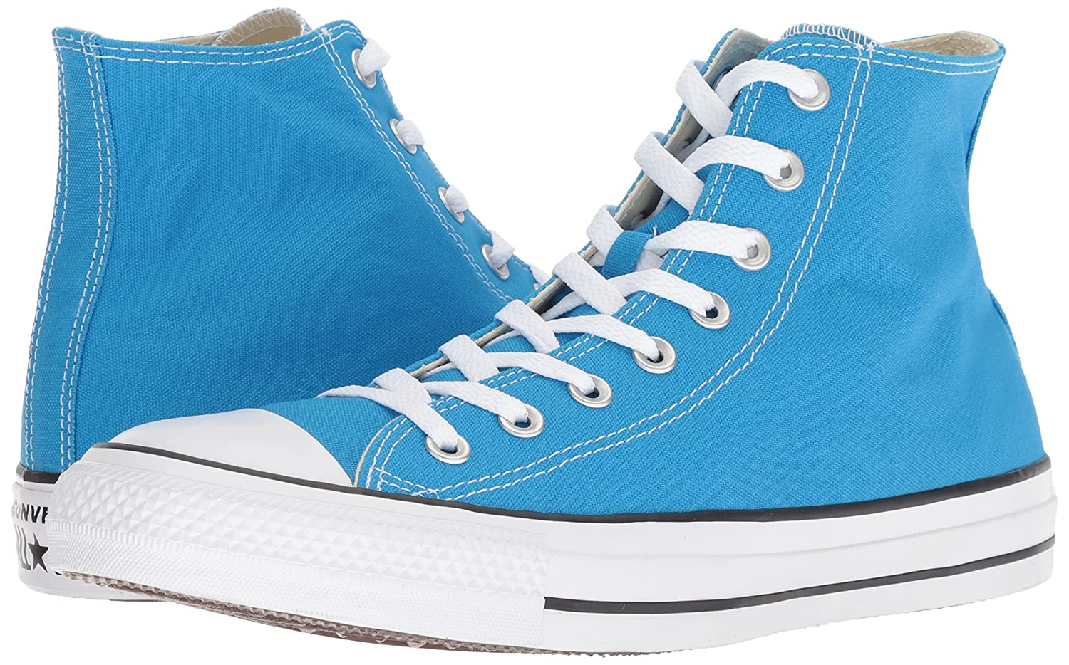Converse Chuck Taylor All Star 2018 Seasonal 9 High Top Sneaker B078NHQ357 9 Seasonal M US|Blue Hero 777ef6