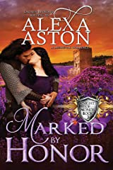 Marked By Honor (Knights of Honor Series Book 2) Kindle Edition