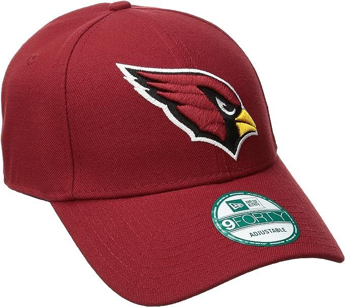 New Era 940 Adjustable League Cap ~ Tampa Bay Buccaneers Red