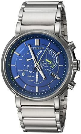 Image Unavailable. Image not available for. Color  Citizen Men s Eco-Drive  Proximity Smart Watch ... a5bda86ad9
