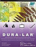 Grafix P05DC0912 DURALAR Clear .005 9X12 25PGS, 25 Sheets