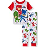 PJ Masks Toddler Boys 2 Piece Pajamas Sleepwear Set