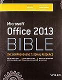 Microsoft Office 2013 Bible