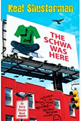 The Schwa was Here Paperback