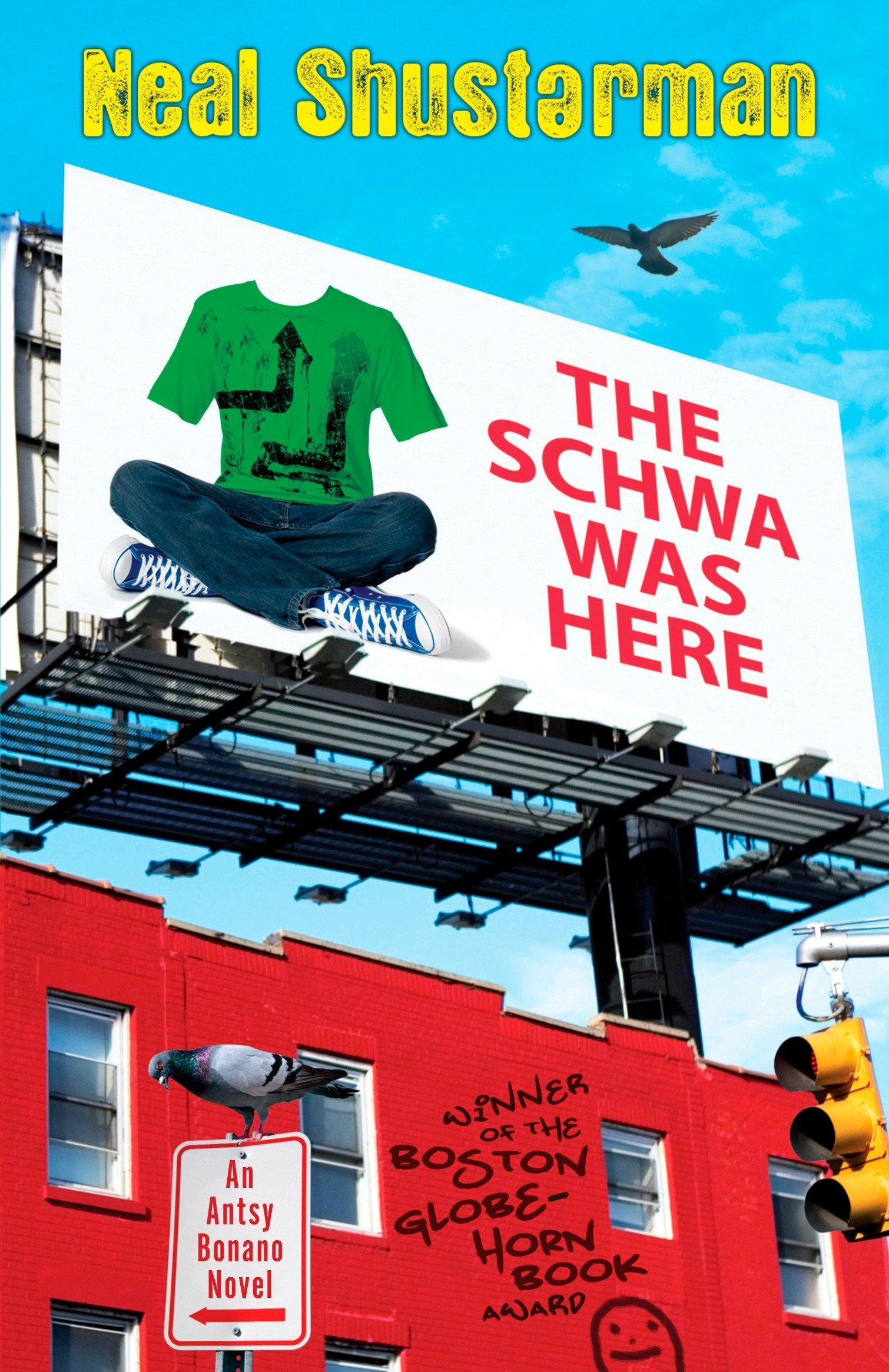 The Schwa was Here pdf epub
