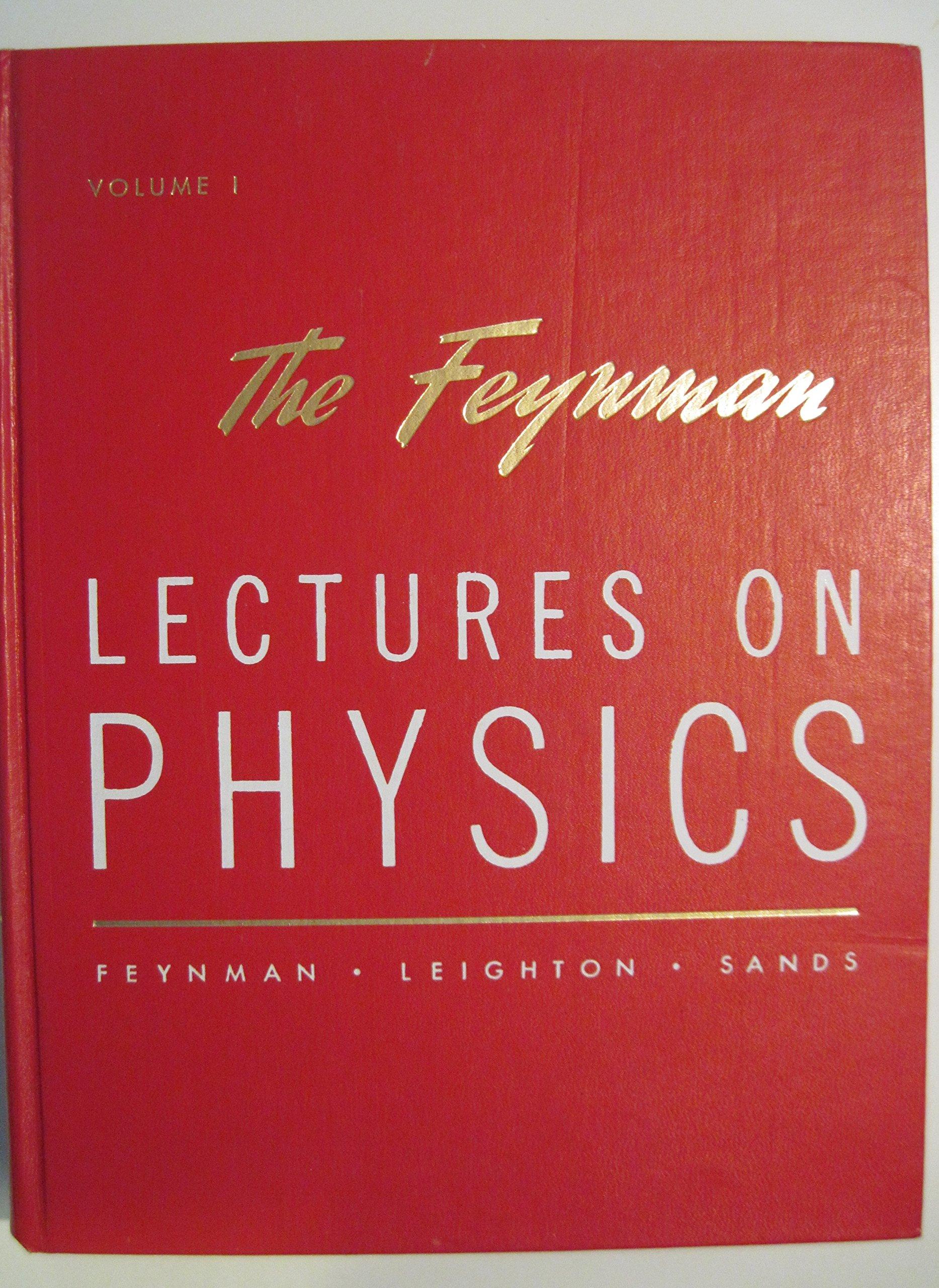 The Feynman Lectures on Physics: Richard Phillips Feynman: 9780201020106:  Amazon.com: Books