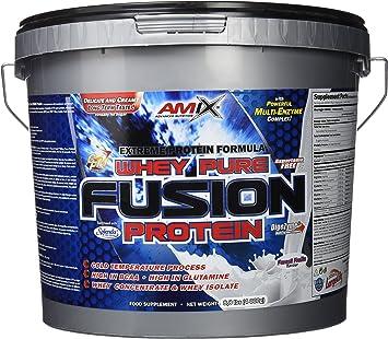 Amix Whey Pure Fusion 4 Kg Frutas Del Bosque 4000 g