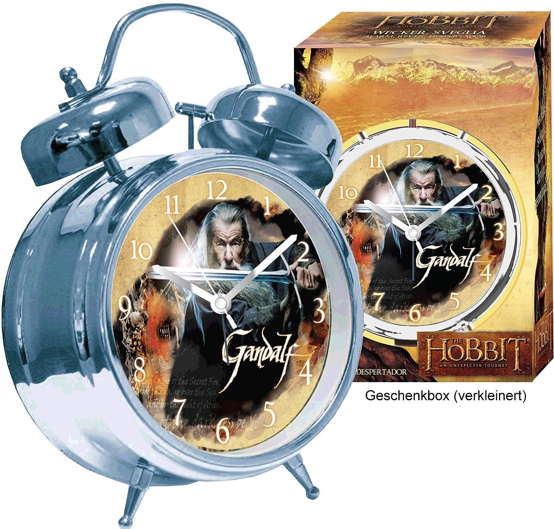Joy Toy 33909 Hobbit Gandalf Alarm Clock in Gift Wrap JOY TOY - HOBBIT
