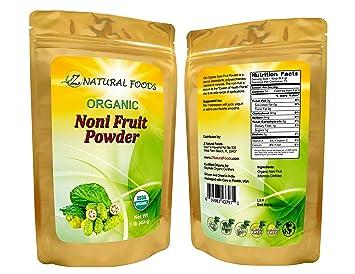 Polvo orgánico fresco 100% puro certificado por la USDA ...
