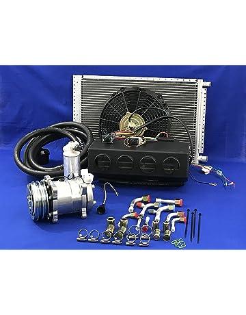 Coldmasterinc A/C KIT Universal UNDERDASH Evaporator Compressor 2A 432-000 12V W/