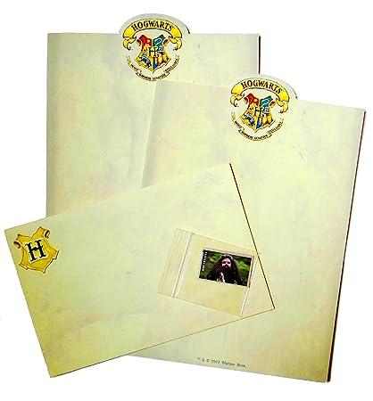 Amazon hogwarts parchment letter writing kit 2 sheets 1 hogwarts parchment letter writing kit 2 sheets 1 envelope 1 usps harry potter spiritdancerdesigns Choice Image