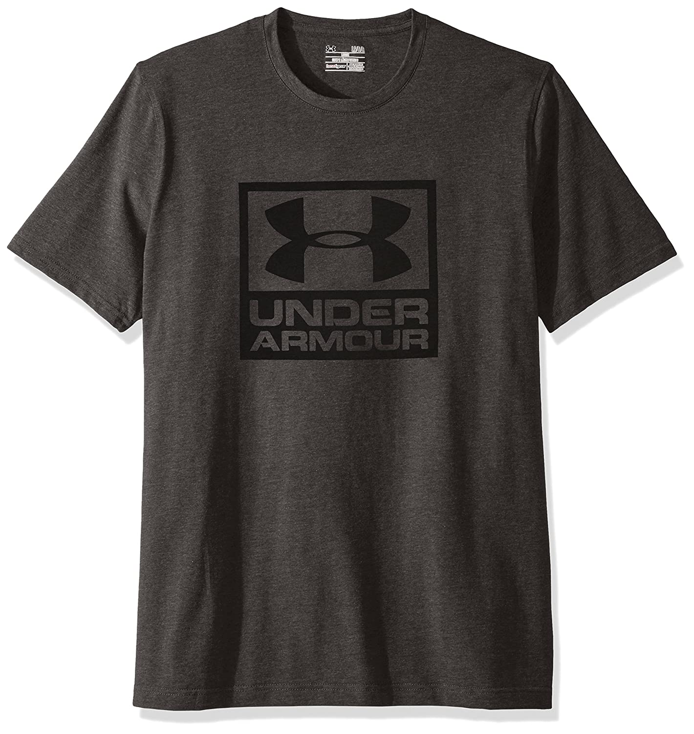 Under Armour Men's Box Short Sleeve Athletic Shirt Under Armour Apparel 1329851