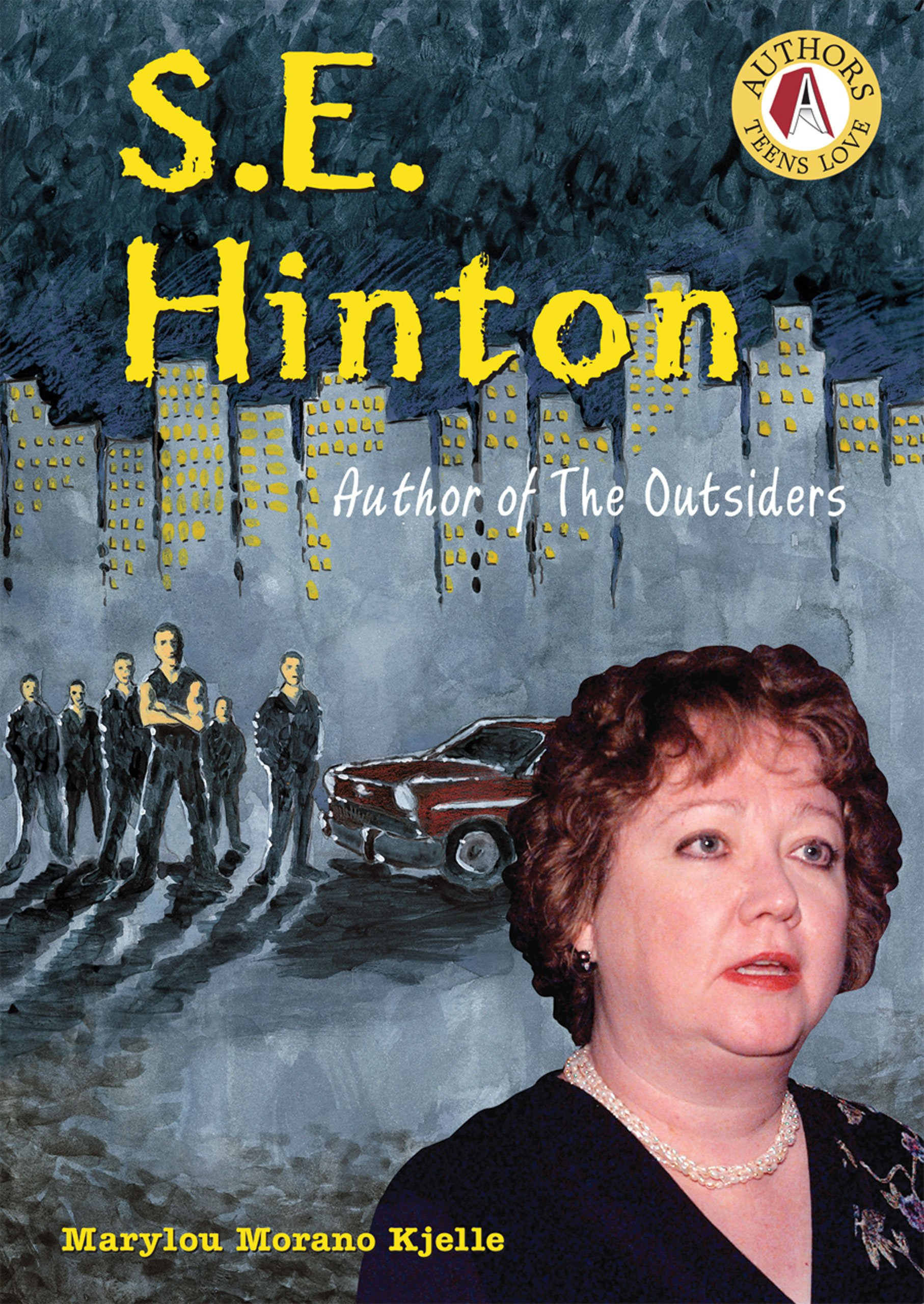 Download S. E. Hinton: Author of The Outsiders (Authors Teens Love) pdf epub