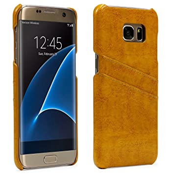 Urcover® Funda Samsung Galaxy S7 Edge Fashion Backcase ...