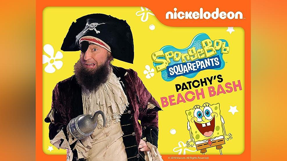 Patchy's Beach Bash Season 1