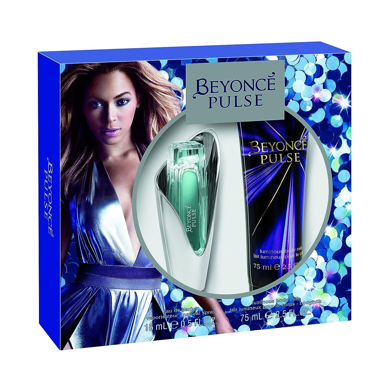 Amazon.com : Beyonce Pulse Eau De Parfum Spray for Women, 3.4 Ounce ...