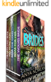 Sassy Shifter Brides: Complete Series