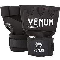 Venum Kontact - Guantes de Gel, Color Negro