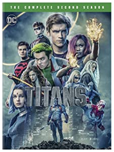 Titans: The Complete Second Season (DVD)