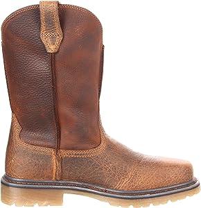 Rambler Pull-on Steel Toe Work Boot