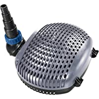 Jebao Eco XTP5000 Energía Eficiente bomba de estanque, 5,000 l / h, para filtración o cursos de agua.