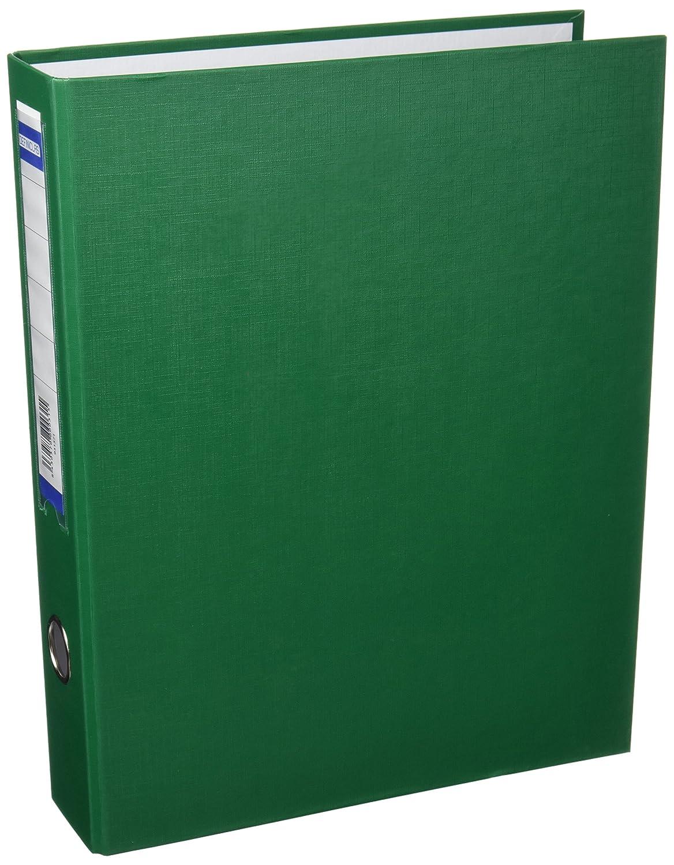 5 Star 931371 - Carpeta de 2 anillas, 40 mm, color verde ...