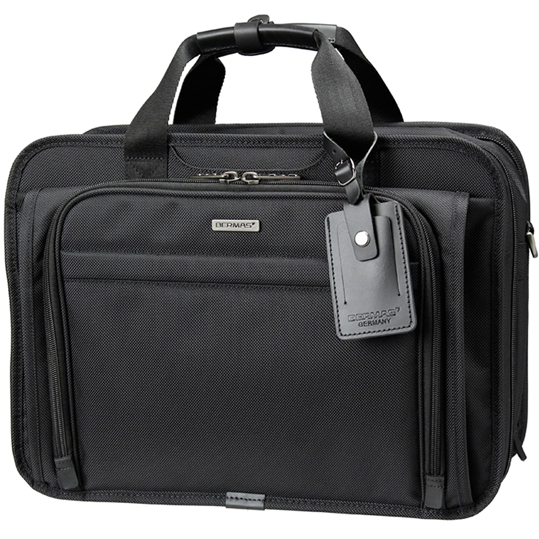 (バーマス) BERMAS ファンクションギア プラス ビジネスバッグ 60435 B0147T5ZSG ブラック(BLACK)