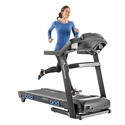 Nautilus 350 Lb Folding T618 Treadmill