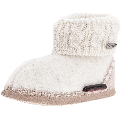 444f6190 Giesswein 43645 - Zapatillas de casa de Tela para niños: Amazon.es: Zapatos  y complementos