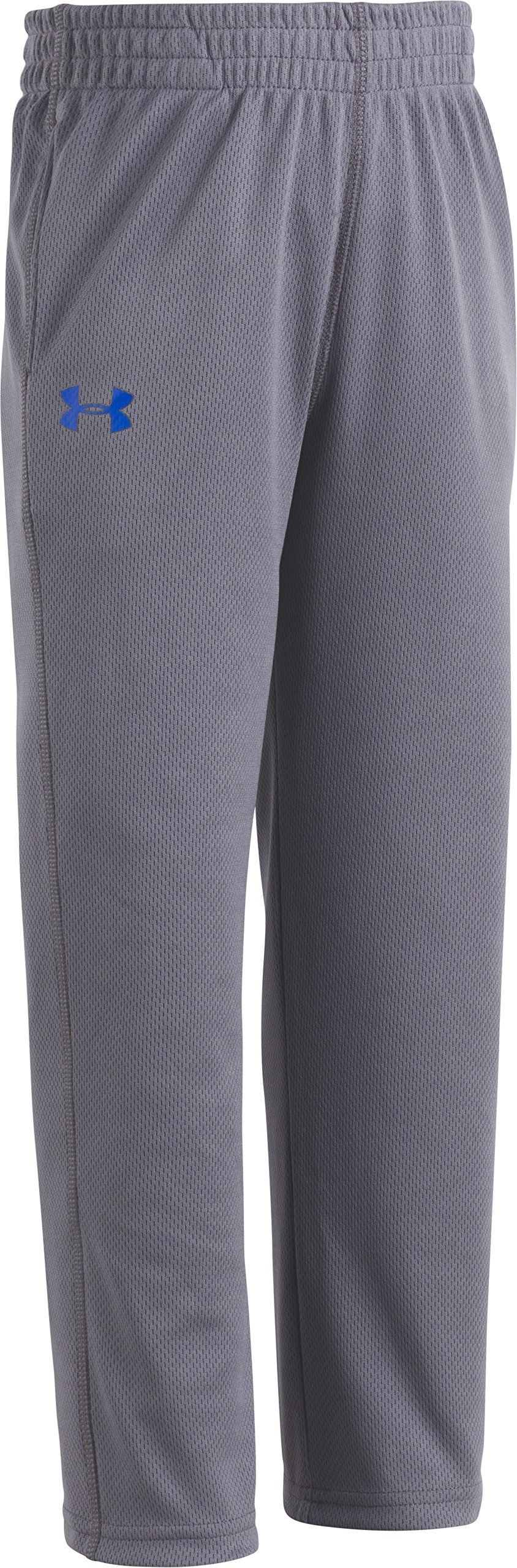 Under Armour Boys' Toddler Brute Pant, Graphite, 2T