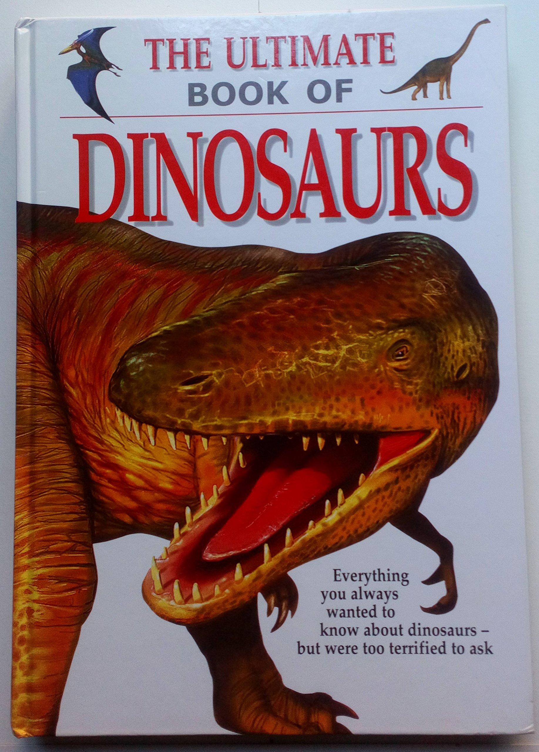 Download Ultimate Book of Dinosaurs pdf epub