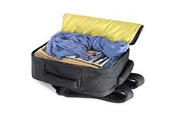 acheter en ligne 8c24b 312a0 Sac a dos bagage à mains pour cabine (Tissu hydrofuge) pour ordinateur  portable 38-41 cm (15-16