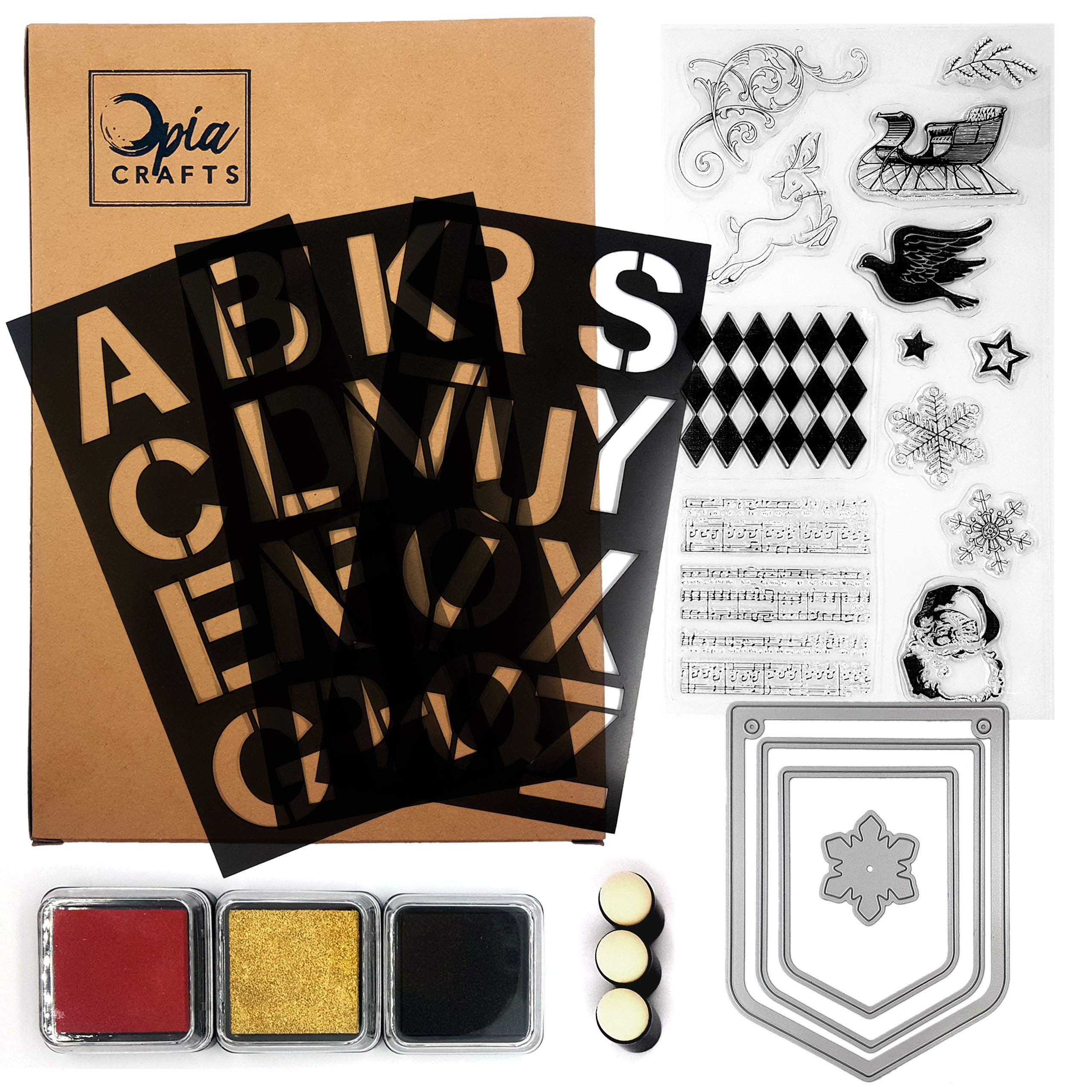 Book and Ink GIMITSUI Store Clear Silicone Stamp