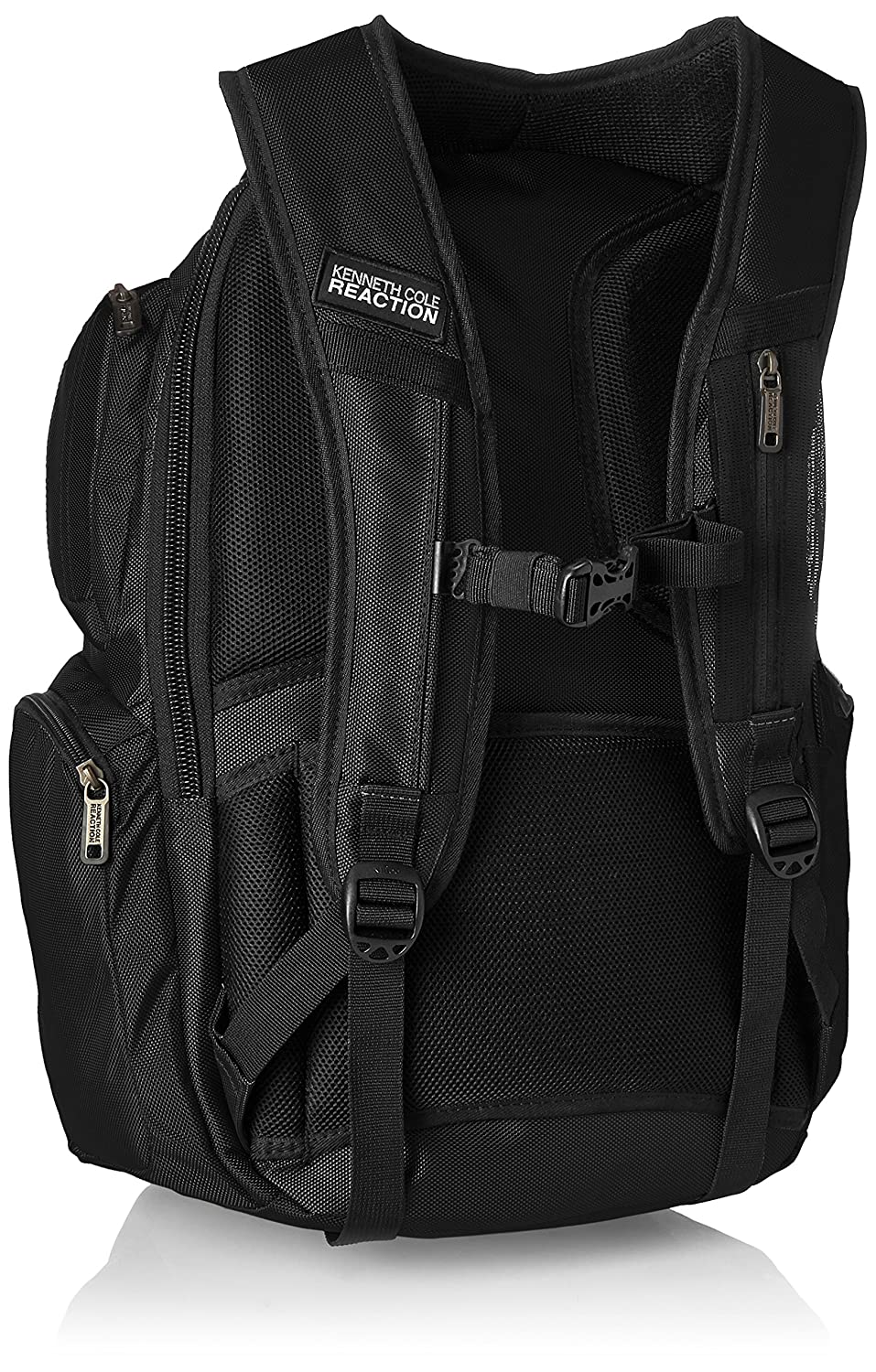 Amazon.com   Kenneth Cole Reaction Pack Of All Trades, Black, One Size    Backpacks