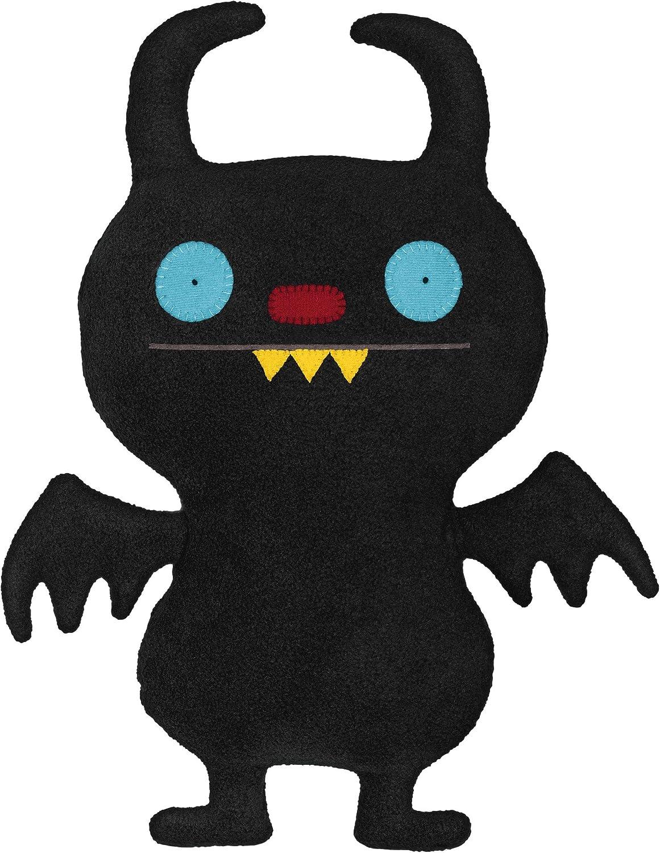 UglyDoll Little Ugly Plush Doll, Ninja Batty Shogun