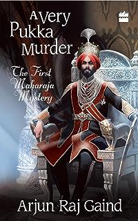 Here falls the shadow ebook chattopadhyay bhaskar amazon a very pukka murder a maharaja mystery fandeluxe Epub