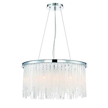 Amazon.com: eurofase iluminación 31605 Candice 10 Luz 23 – 3 ...