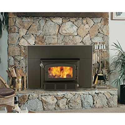 Drolet 60,000 BTU EPA-Certified Escape Fireplace Wood Insert