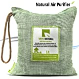 BreatheFresh Vayu Natural 100% Activated Charcoal Natural Air Purifier for Indoor Pollution Living spaces Kitchen 500g