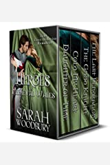 Heroes of Medieval Wales: Daughter of Time/Cold My Heart/The Good Knight/The Last Pendragon: Four First-in-Series Romances Kindle Edition