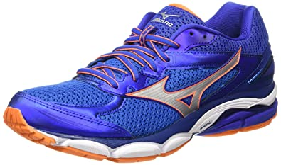bfbcd264363b7 Mizuno Wave Ultima 8 - Chaussures de Running Compétition - Homme - Bleu  (Skydiver