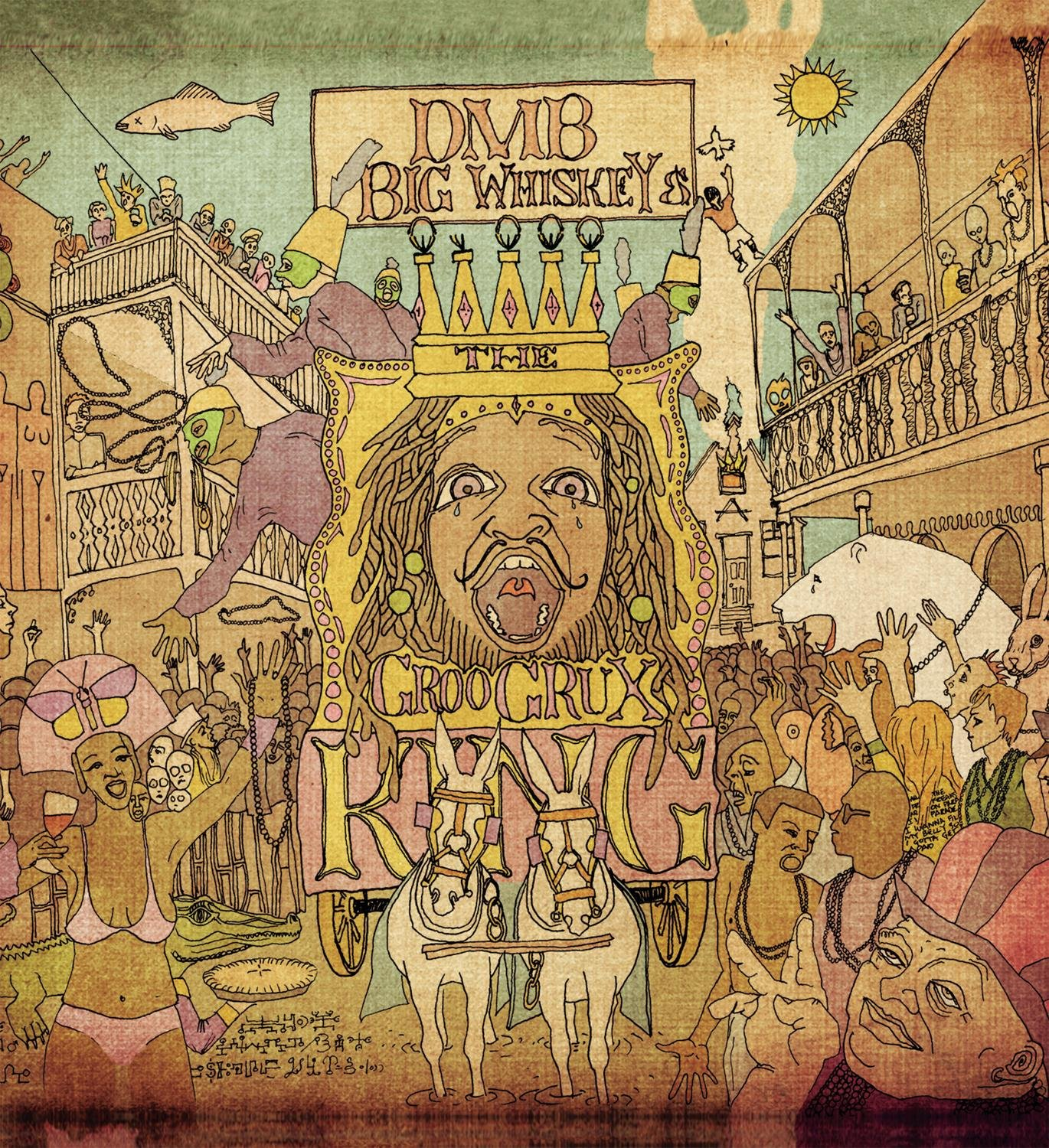 Big Whiskey And The GrooGrux King (2 LP) [Vinyl] by RCA
