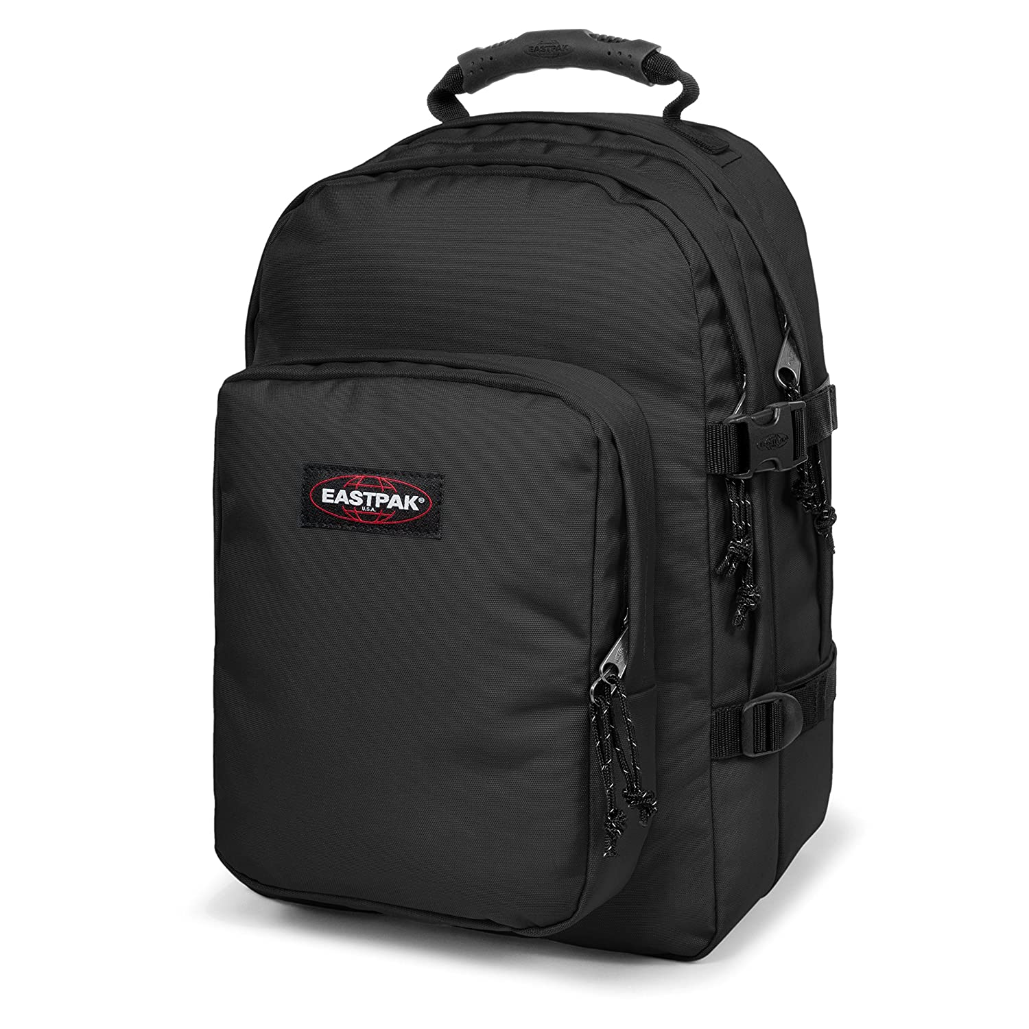 Amazon.com  Eastpak Provider Backpack One Size Black  Computers    Accessories 97799cccbace