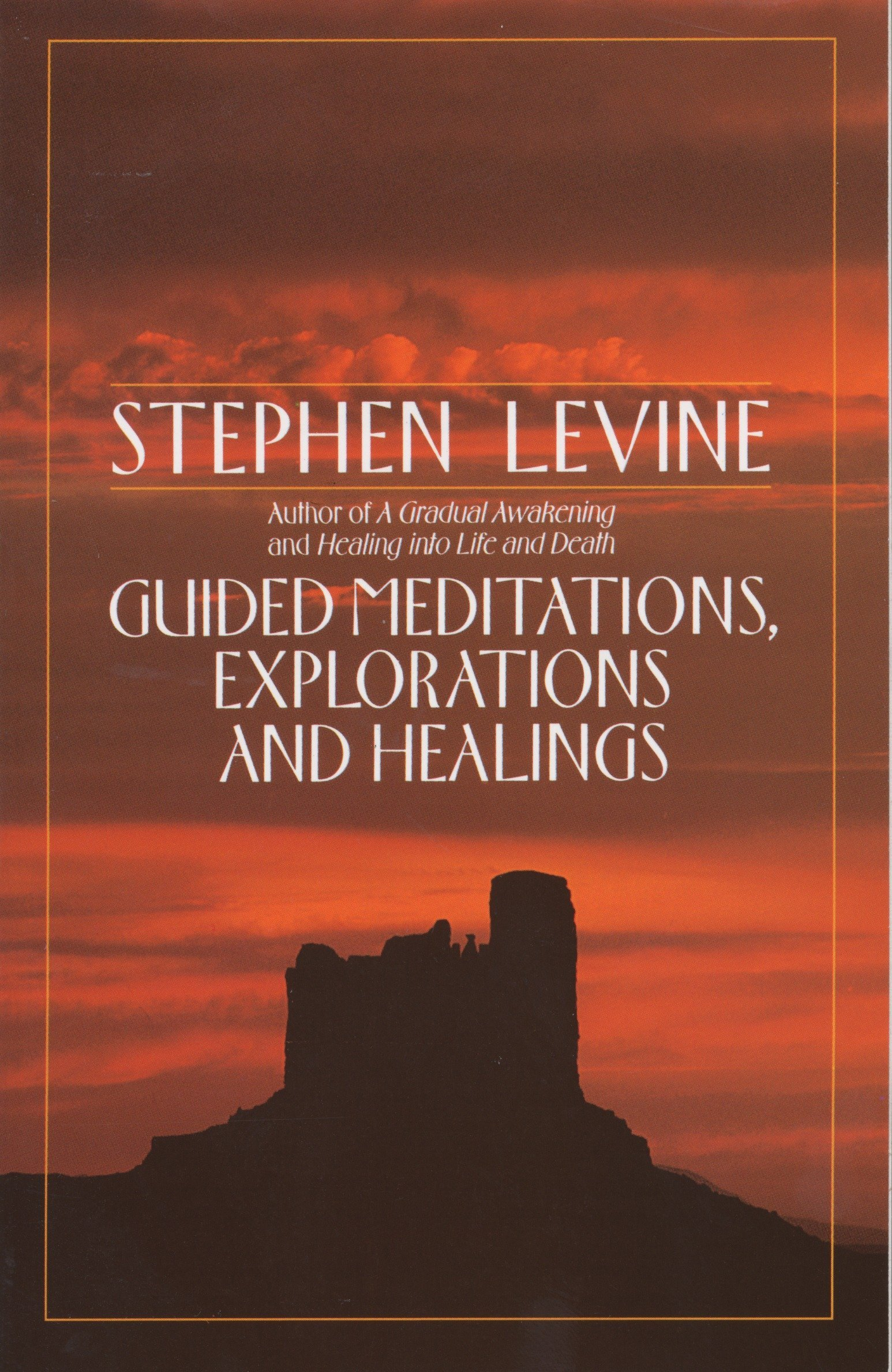 Guided Meditations, Explorations and Healings: Stephen